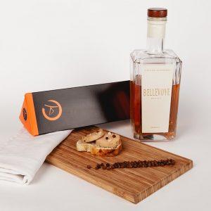 foie gras poivres rares et whisky