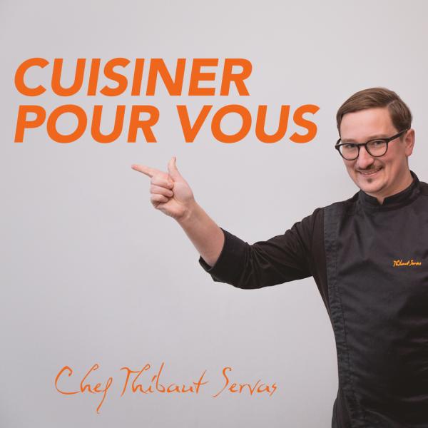 cuisine, chef Thibaut servas